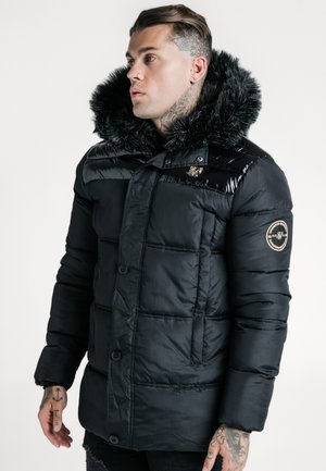 ELITE PARKA - Winterjacke - black
