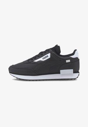 PUMA FUTURE RIDER CONTRAST - Sneakers - puma black-puma white