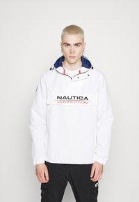 NAUTICA COMPETITION - COWL - Windbreaker - white - 0