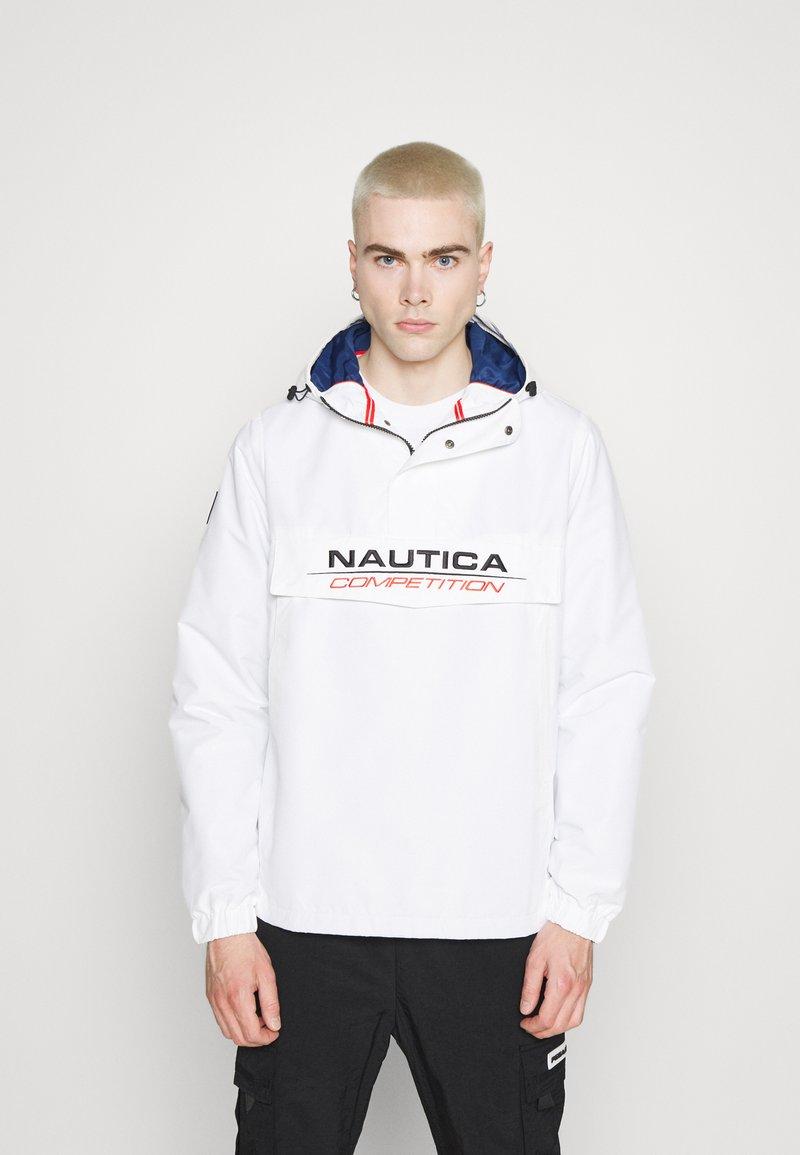 NAUTICA COMPETITION - COWL - Windbreaker - white