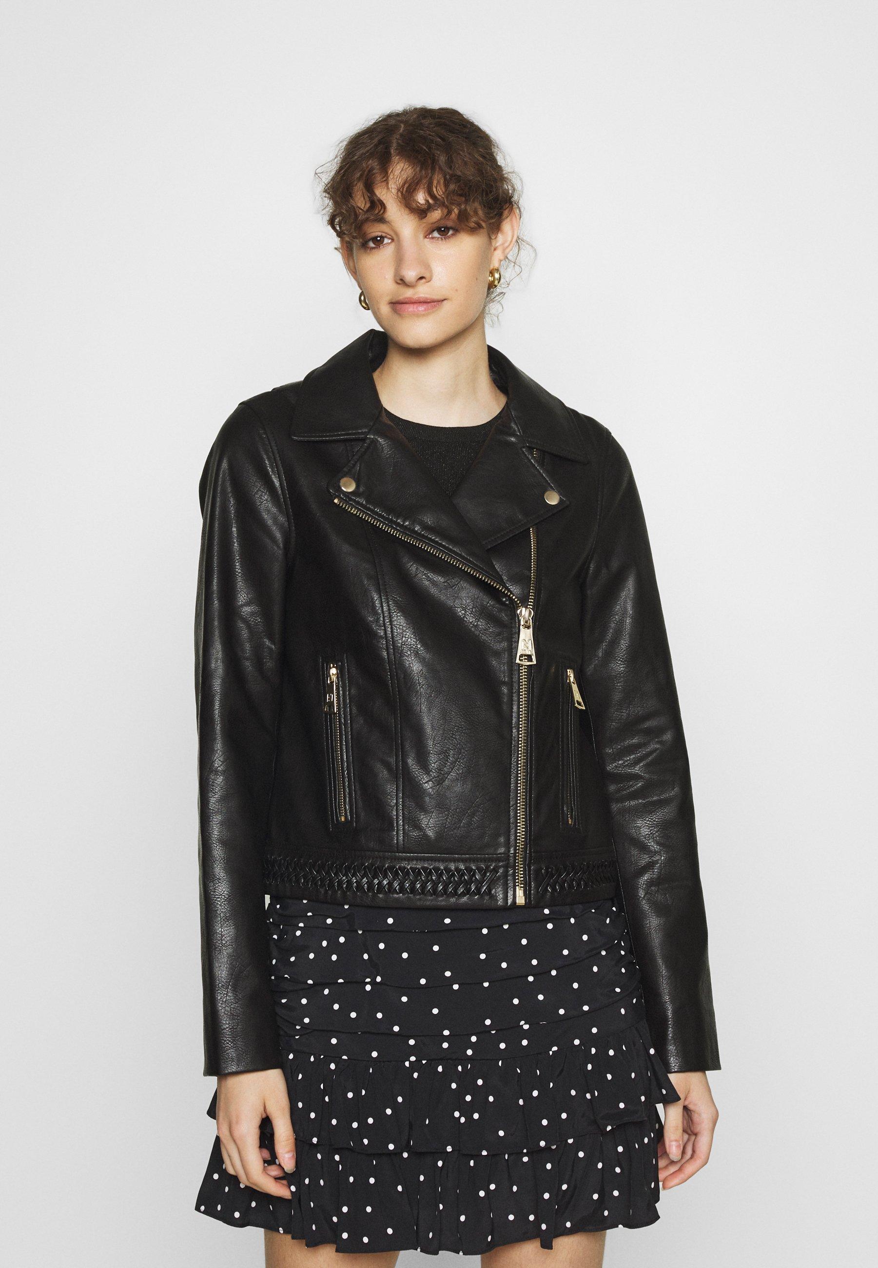 Women MARLIN JACKET - Faux leather jacket