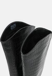 Call it Spring - VEGAN GEORGIAA - High heeled boots - black - 5