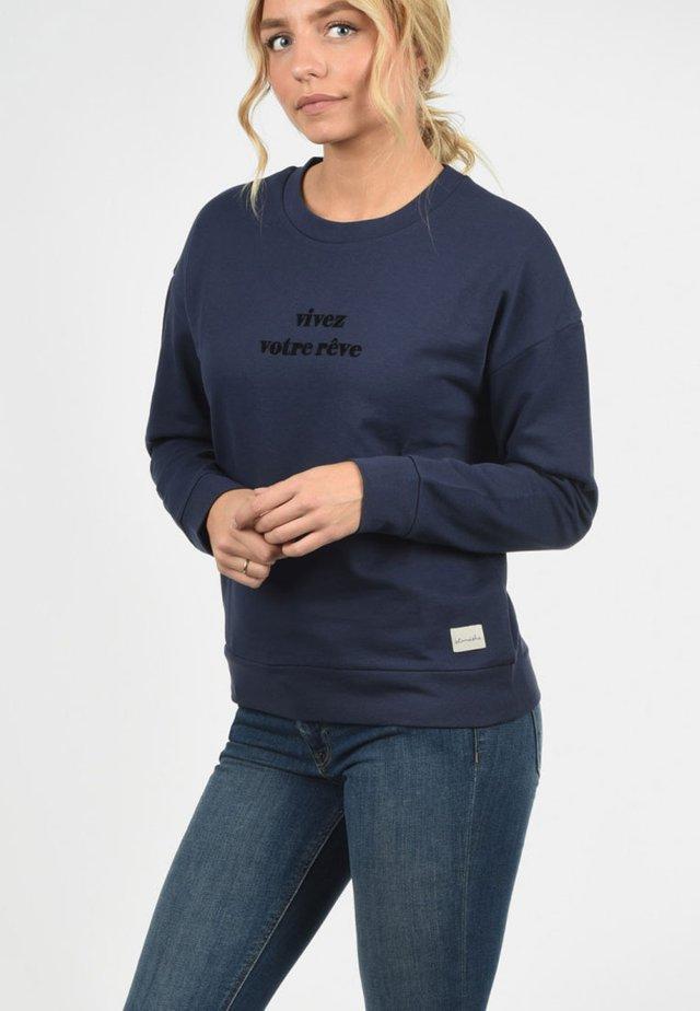 AURELIE - Sweatshirt - mood indigo