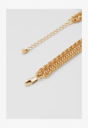 PCMULA COMBI NECKLACE - Collier - gold coloured