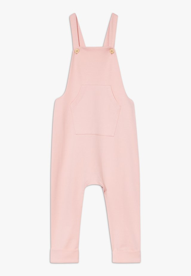 DUNGAREES - Salopette - powder pink
