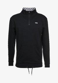 Vans - MN VERSA QZP - Sweatshirt - black - 3