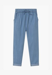 Blue Seven - TEEN GIRL - Trousers - hellblau - 0