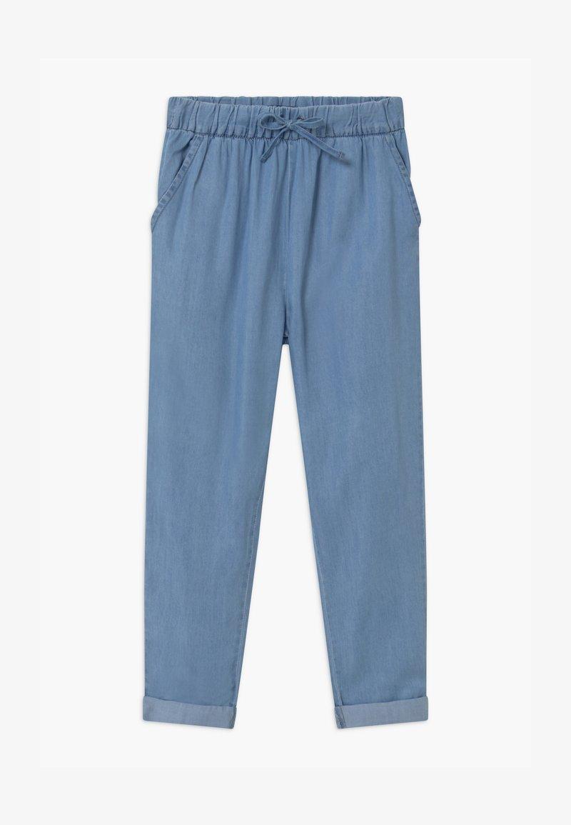 Blue Seven - TEEN GIRL - Trousers - hellblau