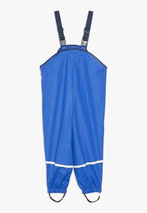 Pantalones impermeables - blue