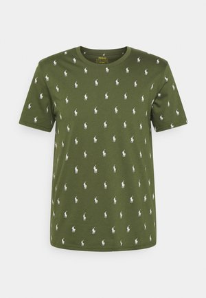 CREW - Pyjamapaita - supply olive