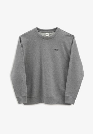 WM FLYING V BF FT CREW - Sweatshirt - cement heather