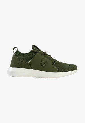BASKETS ALONZO - Sneakersy niskie - khaki