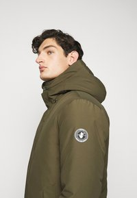 Save the duck - COPY - Winter jacket - thyme green - 5