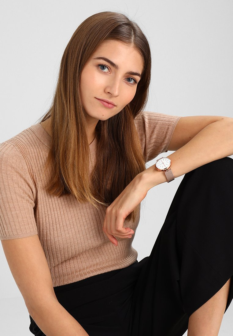Skagen Connected - SIGNATUR - Smartwatch - rose gold-coloured