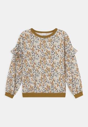 BOTANY FRILL  - Sweater - buttercream