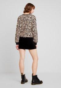 Gina Tricot - VELMA SKIRT - Pencil skirt - black - 2
