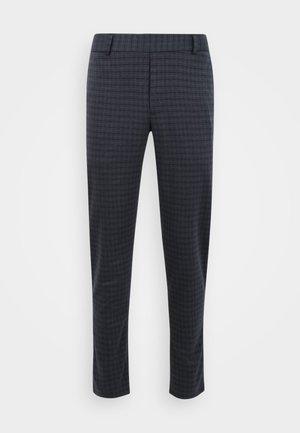ONSELIAS CHECKPANTS - Trousers - dark blue