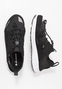 Viking - BJERKE - Hiking shoes - black - 0
