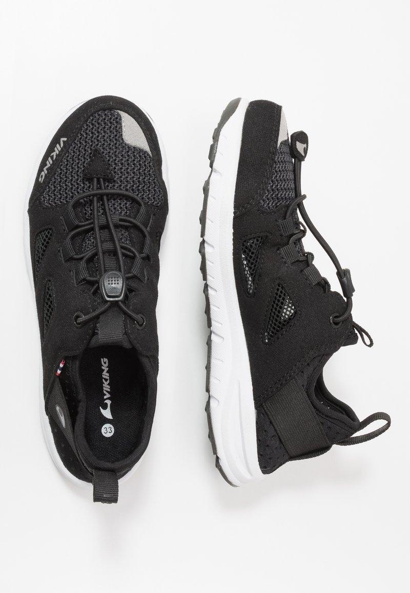 Viking - BJERKE - Hiking shoes - black