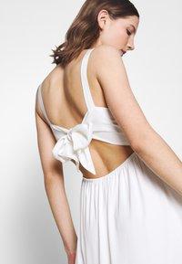 YAS - YASWINONA STRAP MAXI DRESS - Occasion wear - star white - 3
