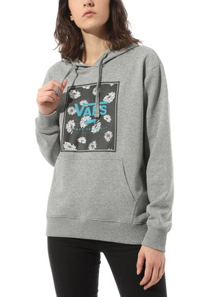 WM MURTLE HOODIE - Hoodie - grey heather