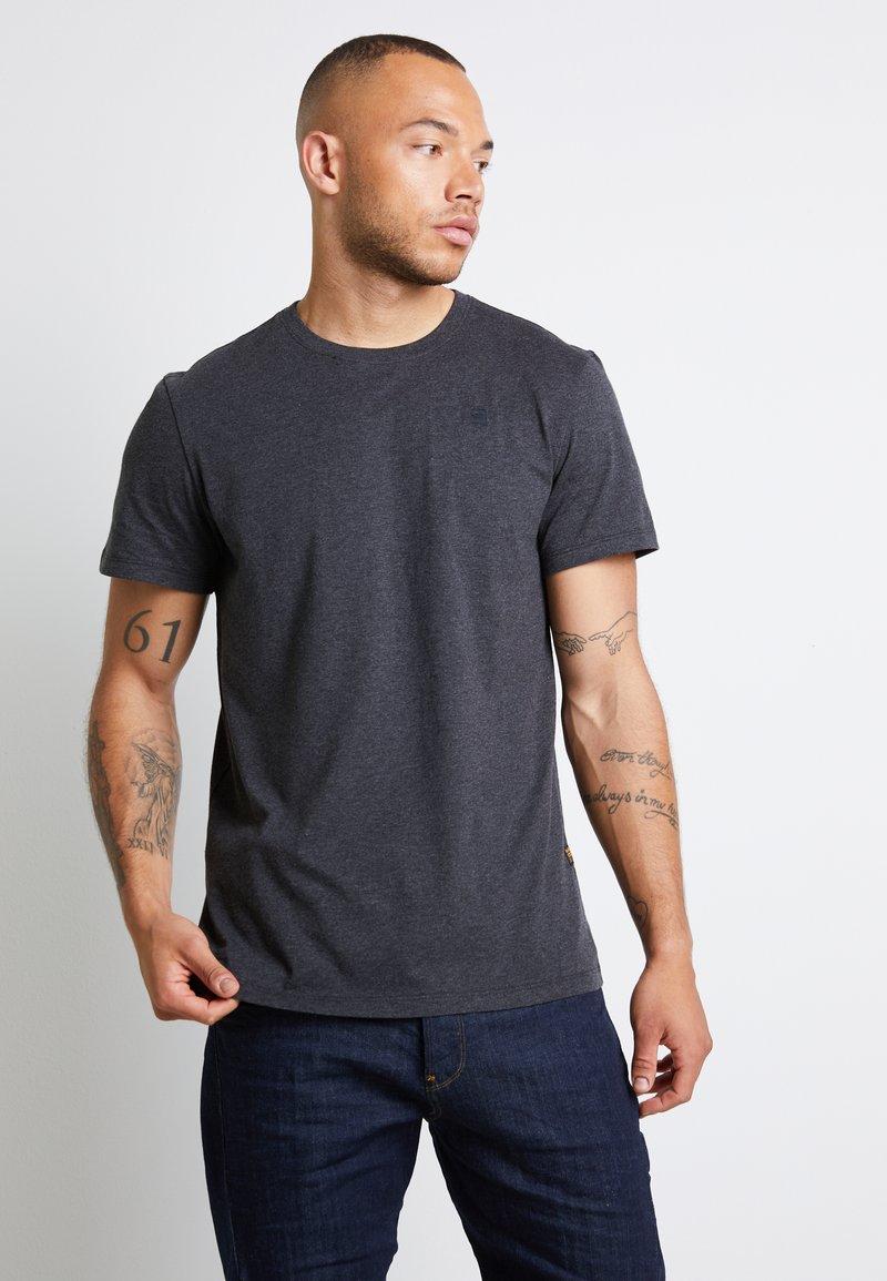 G-Star - BASE-S - Basic T-shirt - black