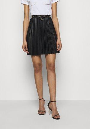 Mini skirt - nero