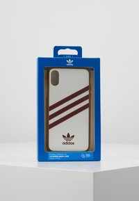adidas Originals - MOULDED CASE FOR IPHONE X/XS - Etui na telefon - collegiate burgundy - 5