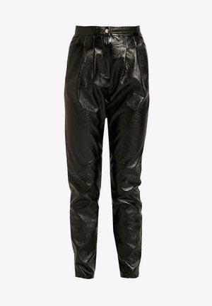 PEG - Trousers - black