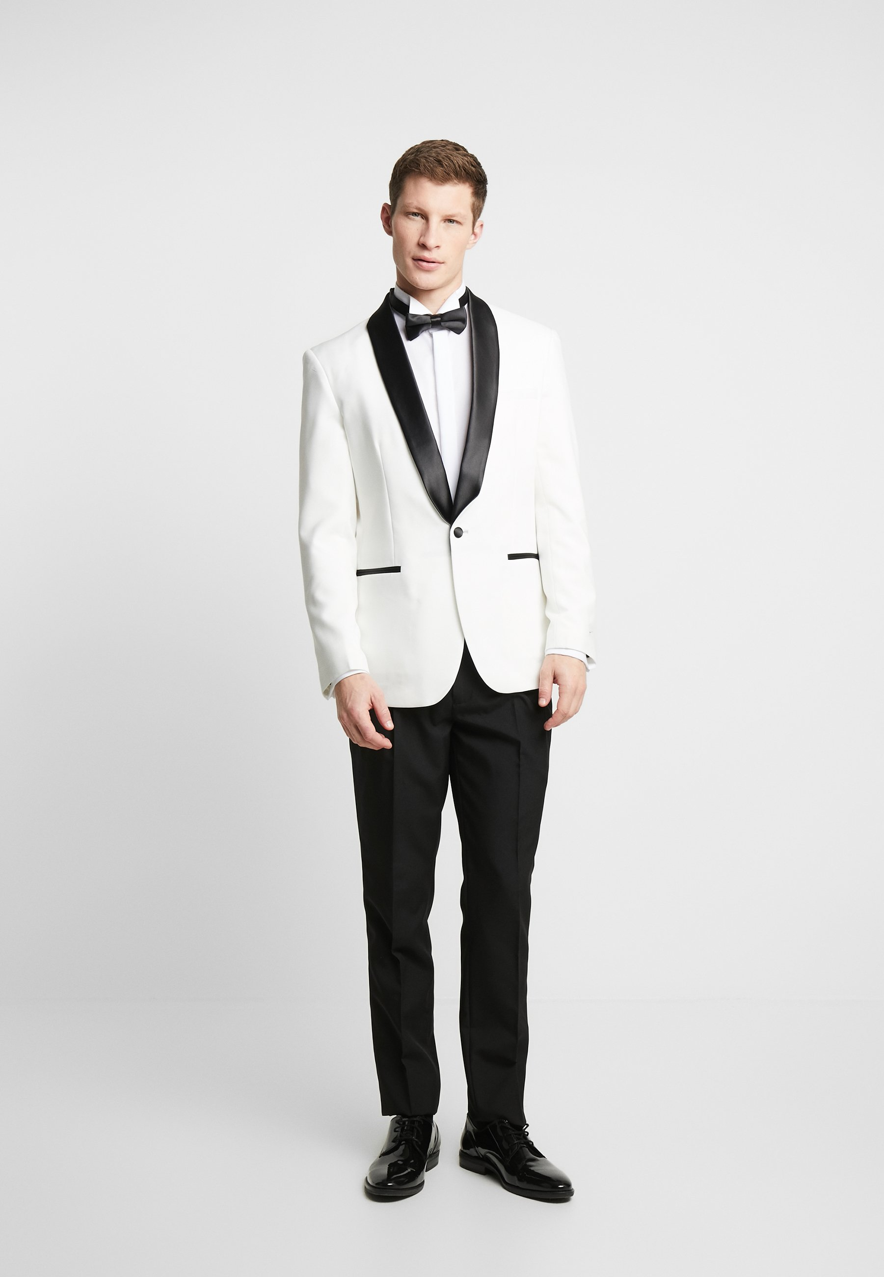Uomo PEARLY TUXEDO WITH BOW TIE - Completo