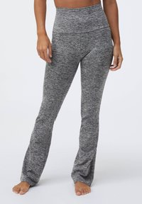 OYSHO - COMFORT WARM - Leggings - dark grey - 0