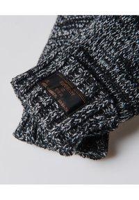 Superdry - STOCKHOLM GLOVE - Gloves - black twist - 2