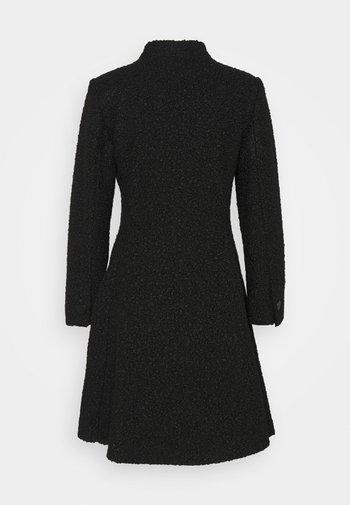 Classic coat - nero
