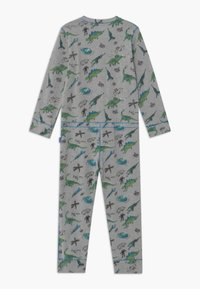 Claesen's - BOYS ONEPIECE - Pyjamas - green - 1