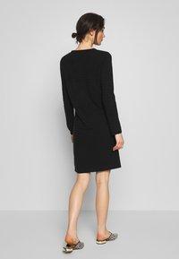 JDY - JDYGADOT TREATS - Strikket kjole - black - 2
