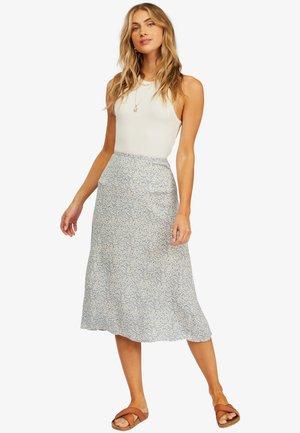 A-line skirt - river