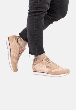 Ydun Suede Mesh - Sneakers - beige