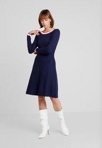 Anna Field - Jumper dress - dark blue - 2