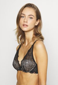 DORINA - BLAKE - Triangle bra - black - 3