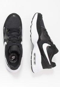Nike Sportswear - AIR MAX FUSION  - Trainers - black/white - 0