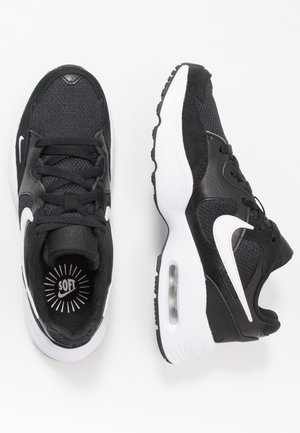 AIR MAX FUSION  - Sneakersy niskie - black/white