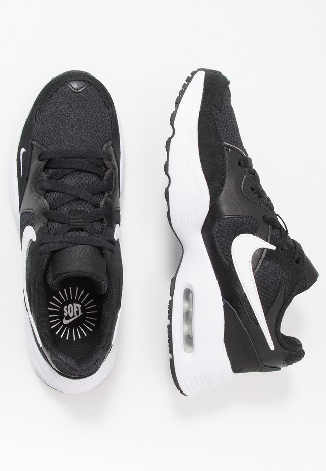 AIR MAX FUSION  - Baskets basses - black/white