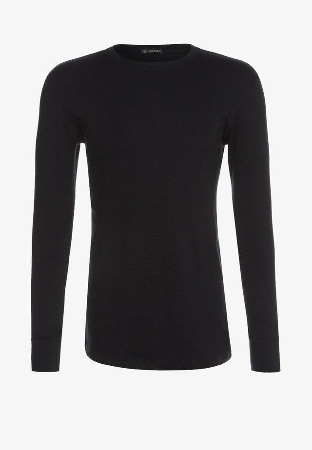 MODERN THERMALS - Camiseta interior - black