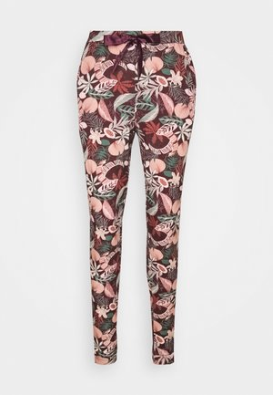PANT GRAPHIC FLORAL - Pyjama bottoms - wine tasting