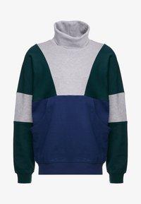 adidas Originals - Bluza - blue / grey - 4