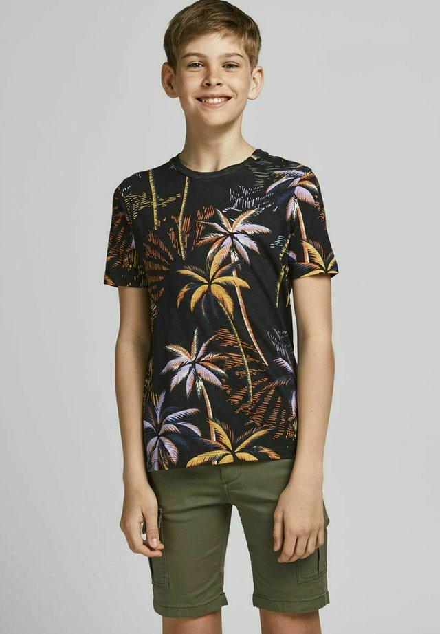 T-shirts print - tap shoe