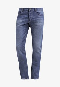 Benetton - Jeans slim fit - blue denim - 6
