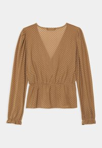 ONLY - ONLCAMMI - Long sleeved top - toasted coconut - 1