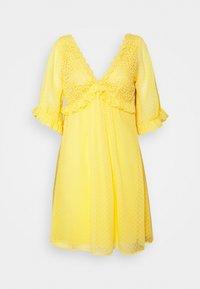 Lace & Beads - RAINA DRESS - Cocktail dress / Party dress - yellow - 3