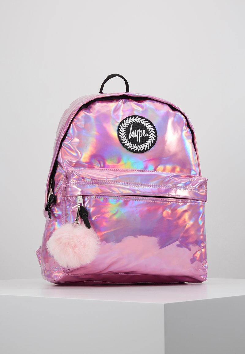 Hype - BACKPACK HOLO - Reppu - pink